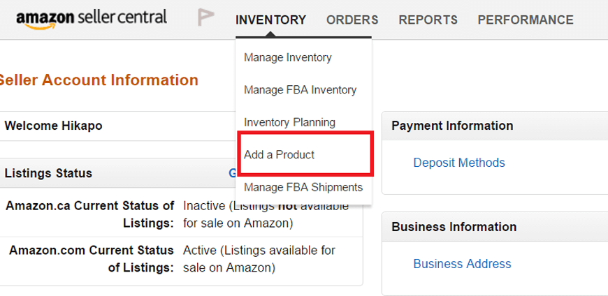 make first delivery amazon fba image5