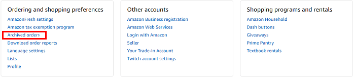 hide orders amazon image2