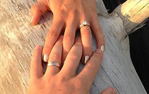Engagement ring index
