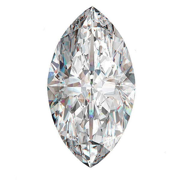 Marquise diamond top