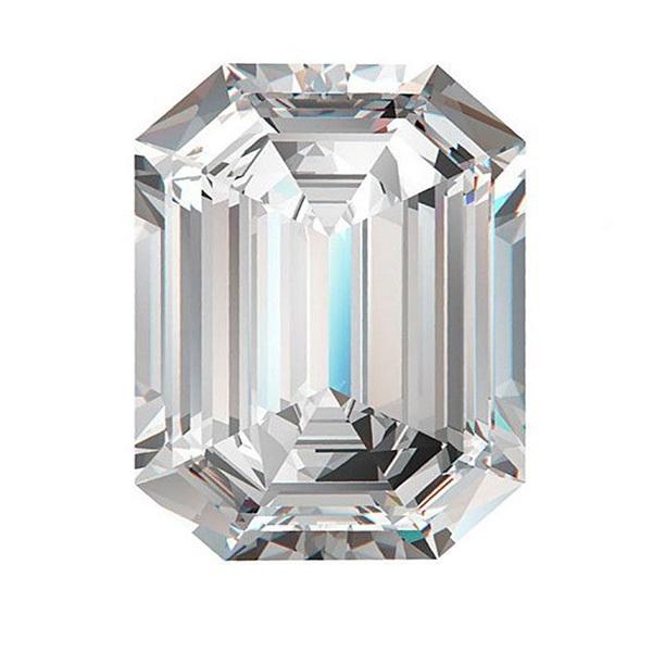 Emerald diamond top