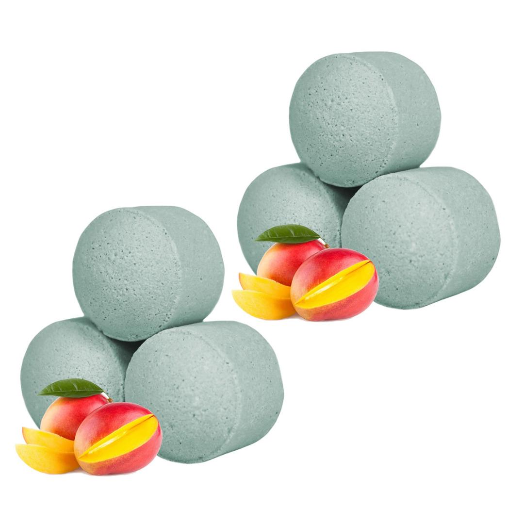 Chill-Pills-Mini-Bath-Bombs-Marbles-Bath-Fizzers-Gorgeous-Aromas-6-Pack
