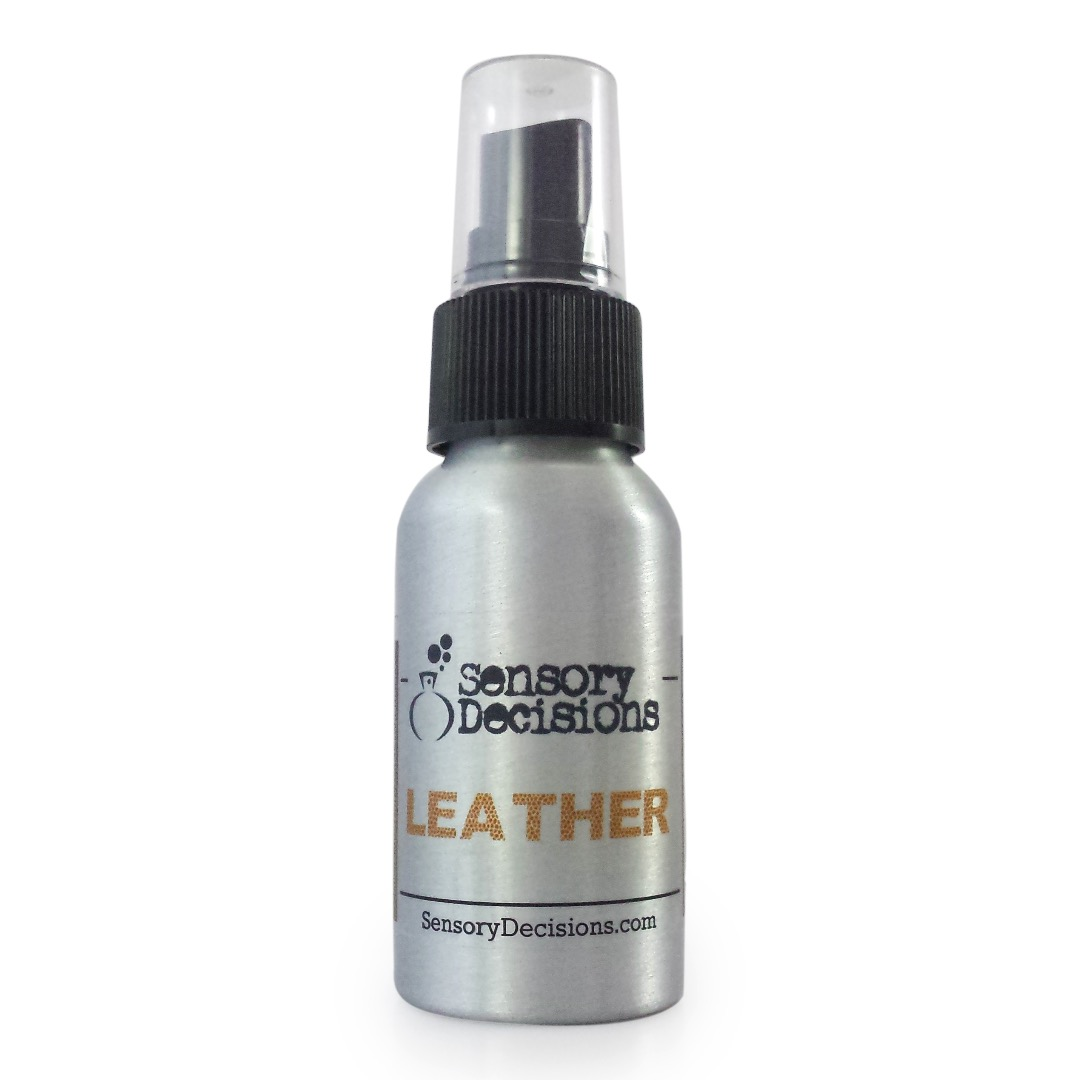 leather scented essential oil