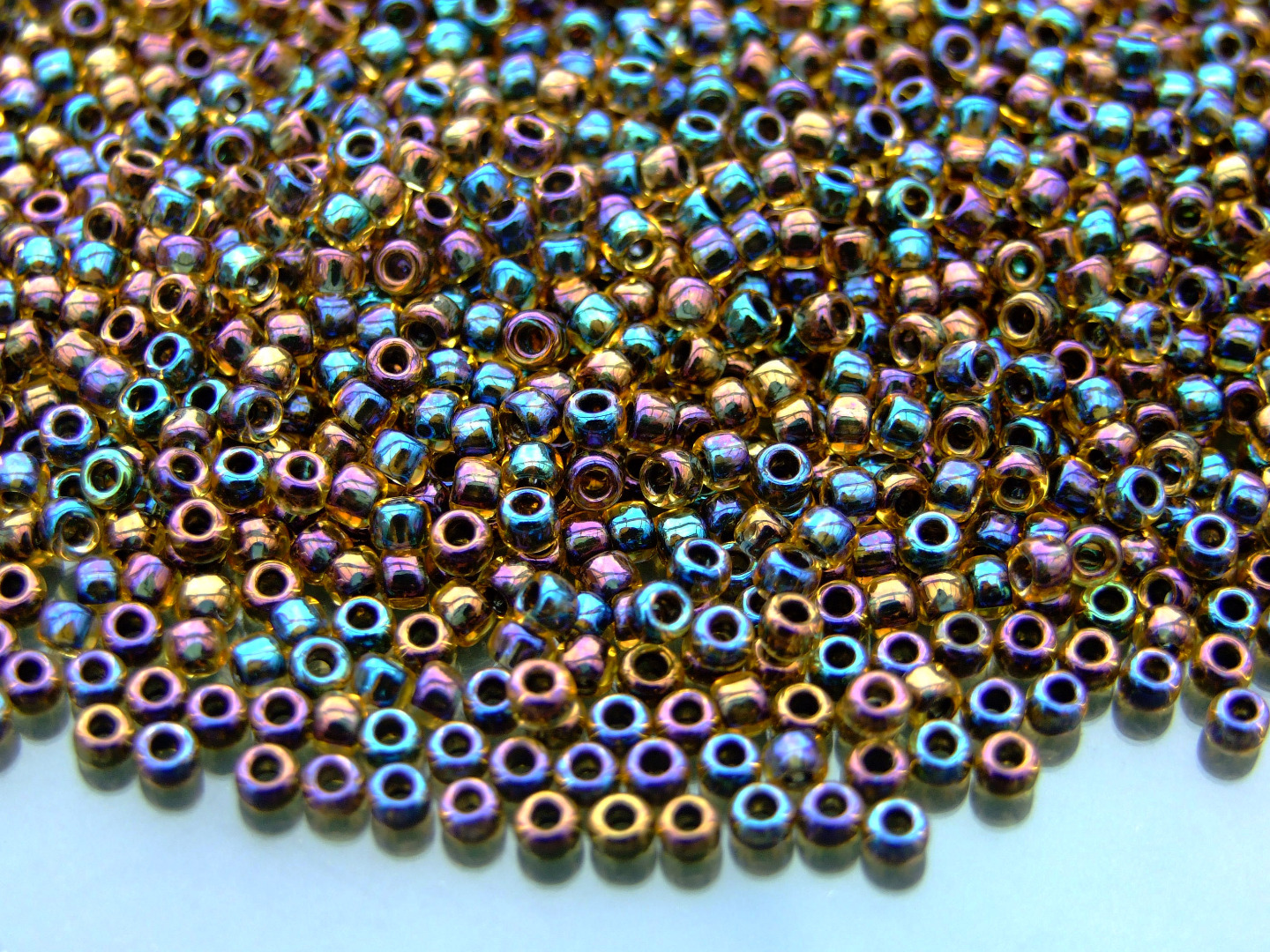 10g-Toho-Japanese-Seed-Beads-Size-8-0-3mm-180-Colors-To-Choose thumbnail 155