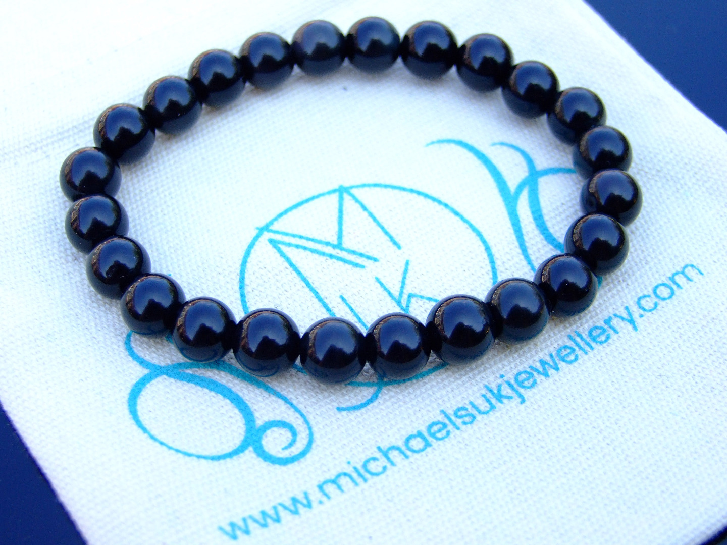 Natural Turquoise Natural 6mm Gemstone Bracelet 6-9 Elasticated Healing Stone Chakra Reiki With Pouch FREE UK SHIPPING