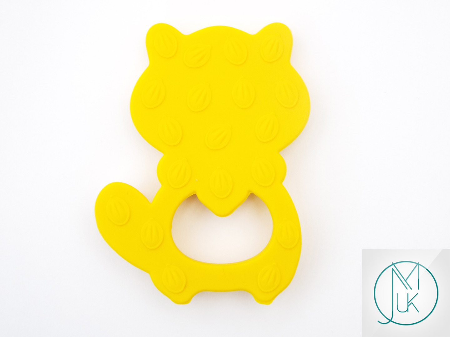 Silicone-Racoon-Teether-for-Teething-Jewellery-Making-7-Colors-to-Choose thumbnail 12