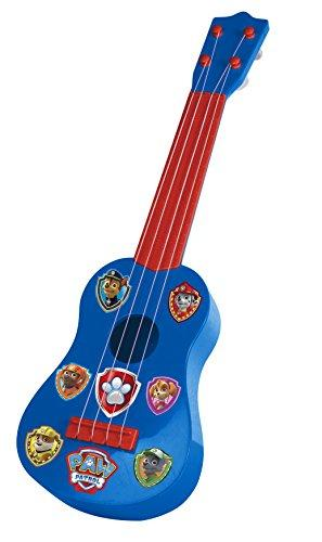 Détails sur Nouveau Paw Patrol instrument de musique Guitare acoustique jouet afficher le titre d'origine