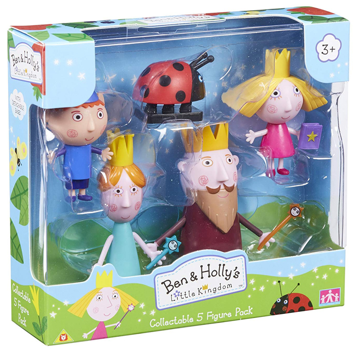 Ben /& Holly 5 Figure pack