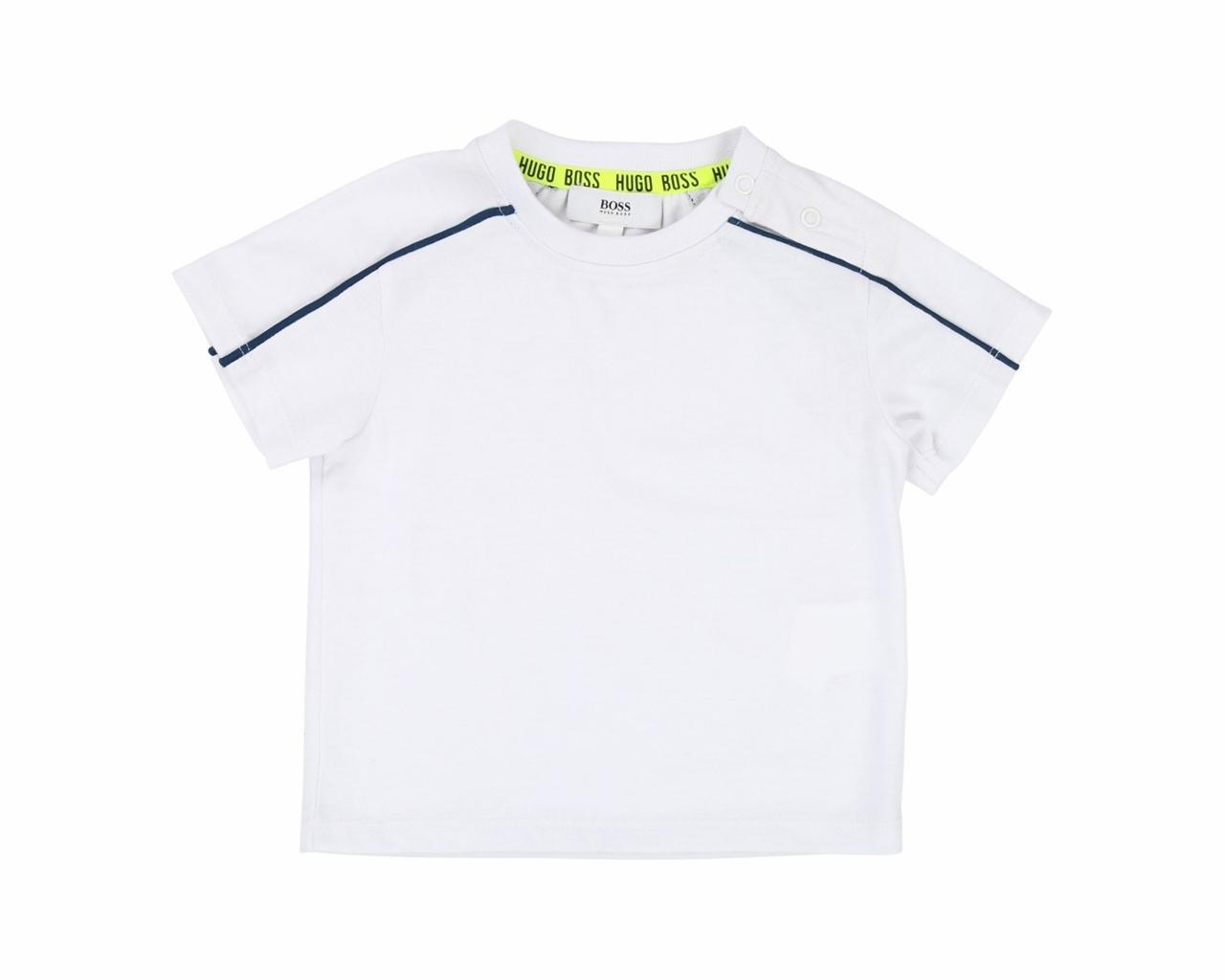 Hugo Boss Baby/'s J08041 Z40 Cotton Shorts Set Blue White