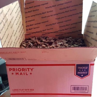 Orchiata - 100% Pinus Radiata Bark / Super - Large Flat Rate Box