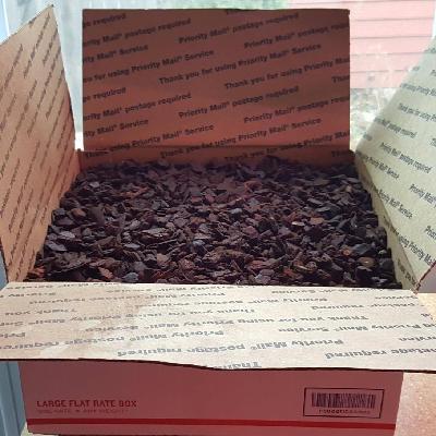 Orchiata - 100% Pinus Radiata Bark / Power - Large Flat Rate Box