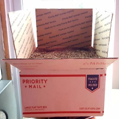 Orchiata - 100% Pinus Radiata Bark / Precision - Large Flat Rate Box