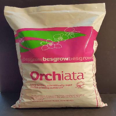 Orchiata Premium Orchid Bark 5 Litres - Classic 1/4'' - 3/8'' / Manufactures Packing