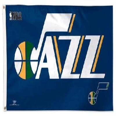 Utah Jazz Flag 3x5 Blue