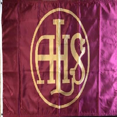 Des Moines Lincoln 3x5 Flag 2 Sided ALHS