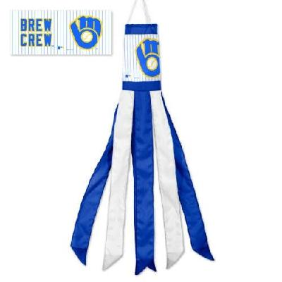 Milwaukee Brewers Windsock 57'' Brew Crew