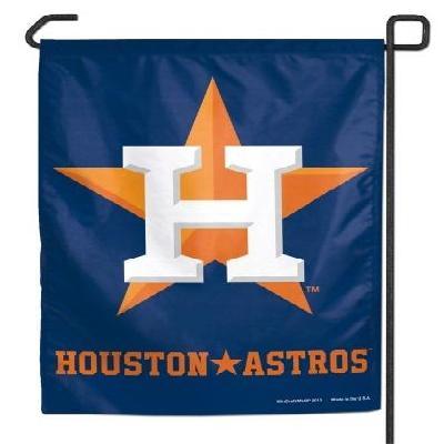 Mini Houston Astros Garden Flag MLB