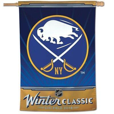 Buffalo Sabres Winter Classic Flag Hockey House Banner