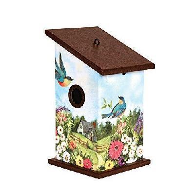 Summer Afternoon Rest Stop Birdhouse