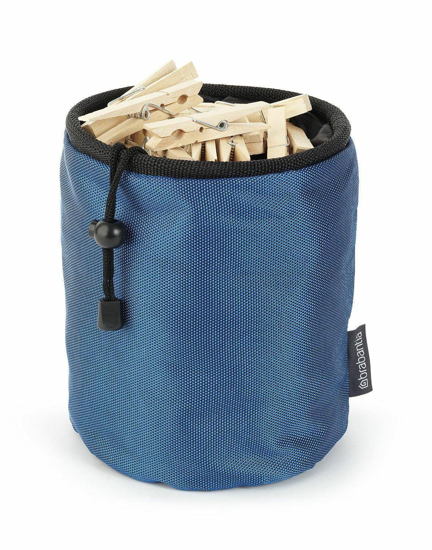 Brabantia premium lavage vêtements peg support sac mint