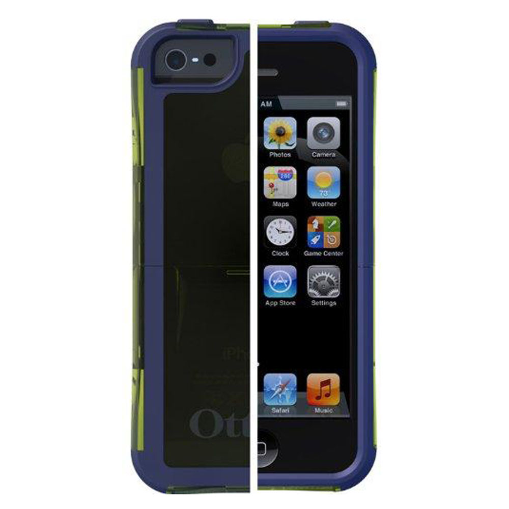 otterbox reflex series case cover for iphone 5 5s. Black Bedroom Furniture Sets. Home Design Ideas