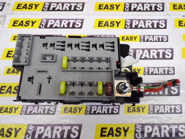 fuse box on vauxhall meriva 2013 vauxhall meriva 1 7 cdti fuse box relay module pa6 gb20 gf10  2013 vauxhall meriva 1 7 cdti fuse box