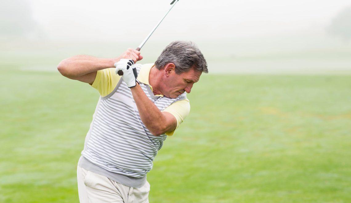 Avoiding the Senior Moment in Your Backswing