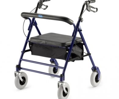 Rolling Walker and Transport Chair Benefits