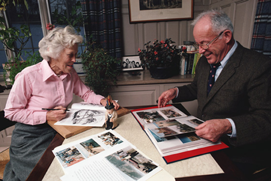 Finding a Home for Grandma and Grandpa