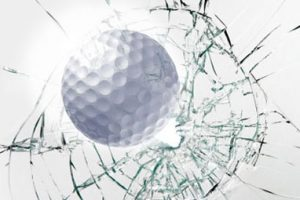 Errant Golf Ball Damage... Who is Liable?