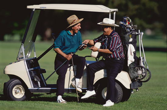How to maintain your golf carts batteries