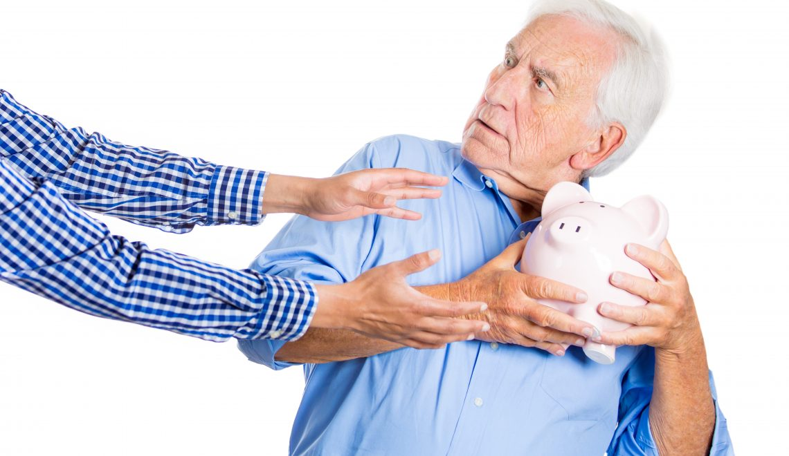 Tips to Reduce Financial Elder Abuse