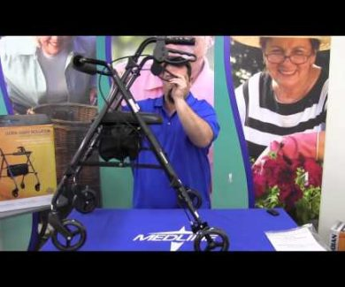 Selection & Assembly of a Rollator