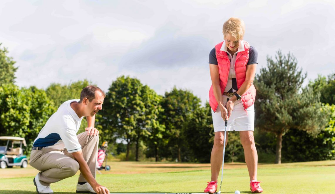Golf Training Products To Maximize Your Potential