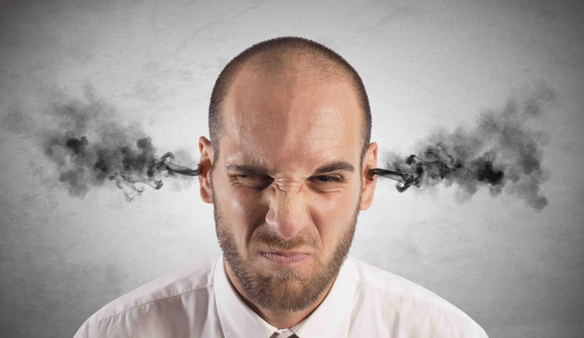 Dealing with Anger as a Caregiver