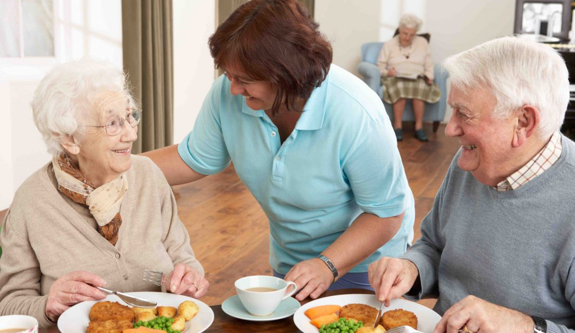 Caring for People Means Caring About Caregivers