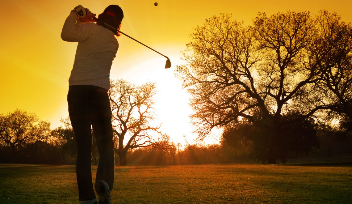 Building A Strong Foundation For Your Golf Game