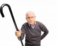 Dealing with Narcissistic Older Parent
