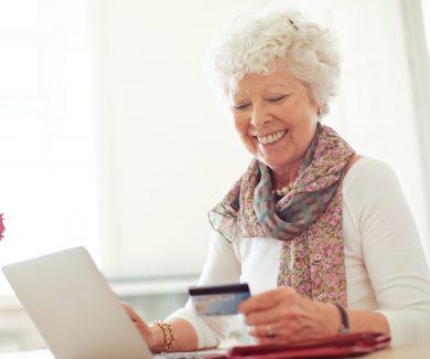 Seniors Shopping Safely Online Guide