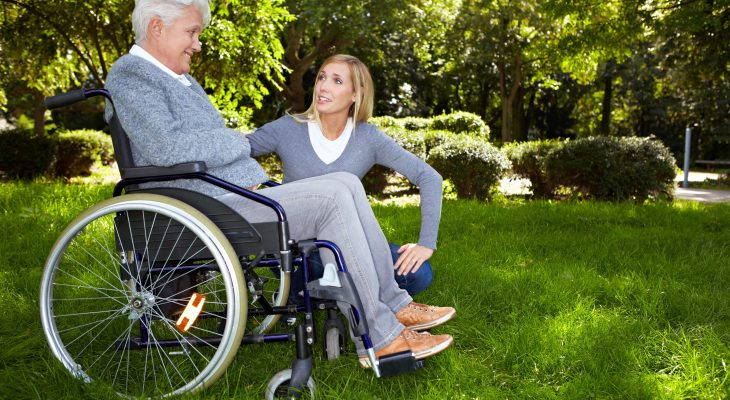 Getting a Senior Loved One Out of the Home