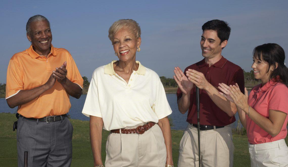 Many Health Benefits of Golf