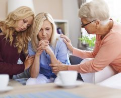 Tips for those grieving and those who wish to help