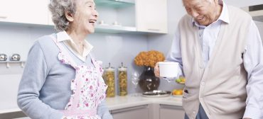 Senior Age Friendly Home Updates