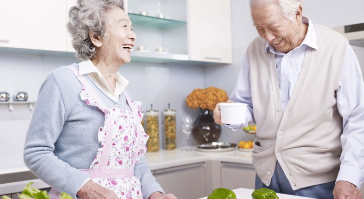 Senior Age Friendly Home Updates