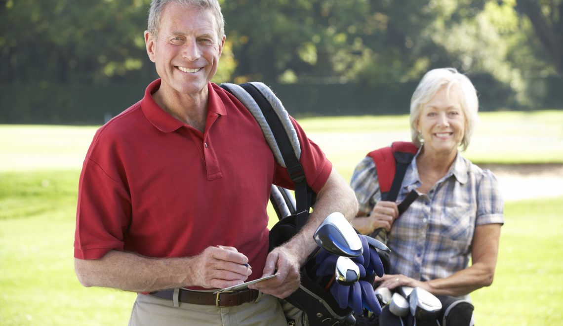 5 of the Best Exercises for Seniors