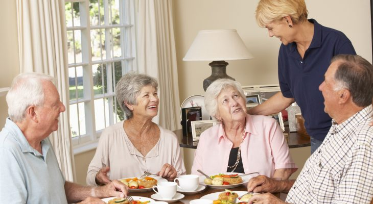Under-eating in Senior Home Care