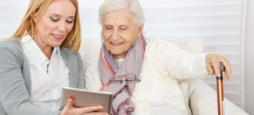 How Tech is Reshaping Elder Care Living