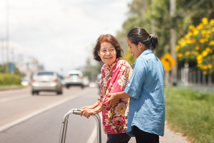 Keeping Caregivers Healthy