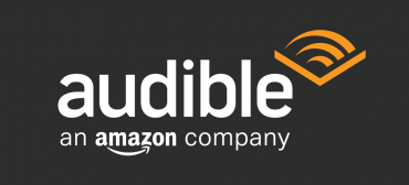 Elderly using Audible for Books
