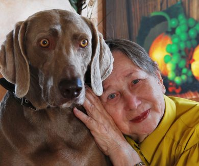 When a Dog's Breath Stinks